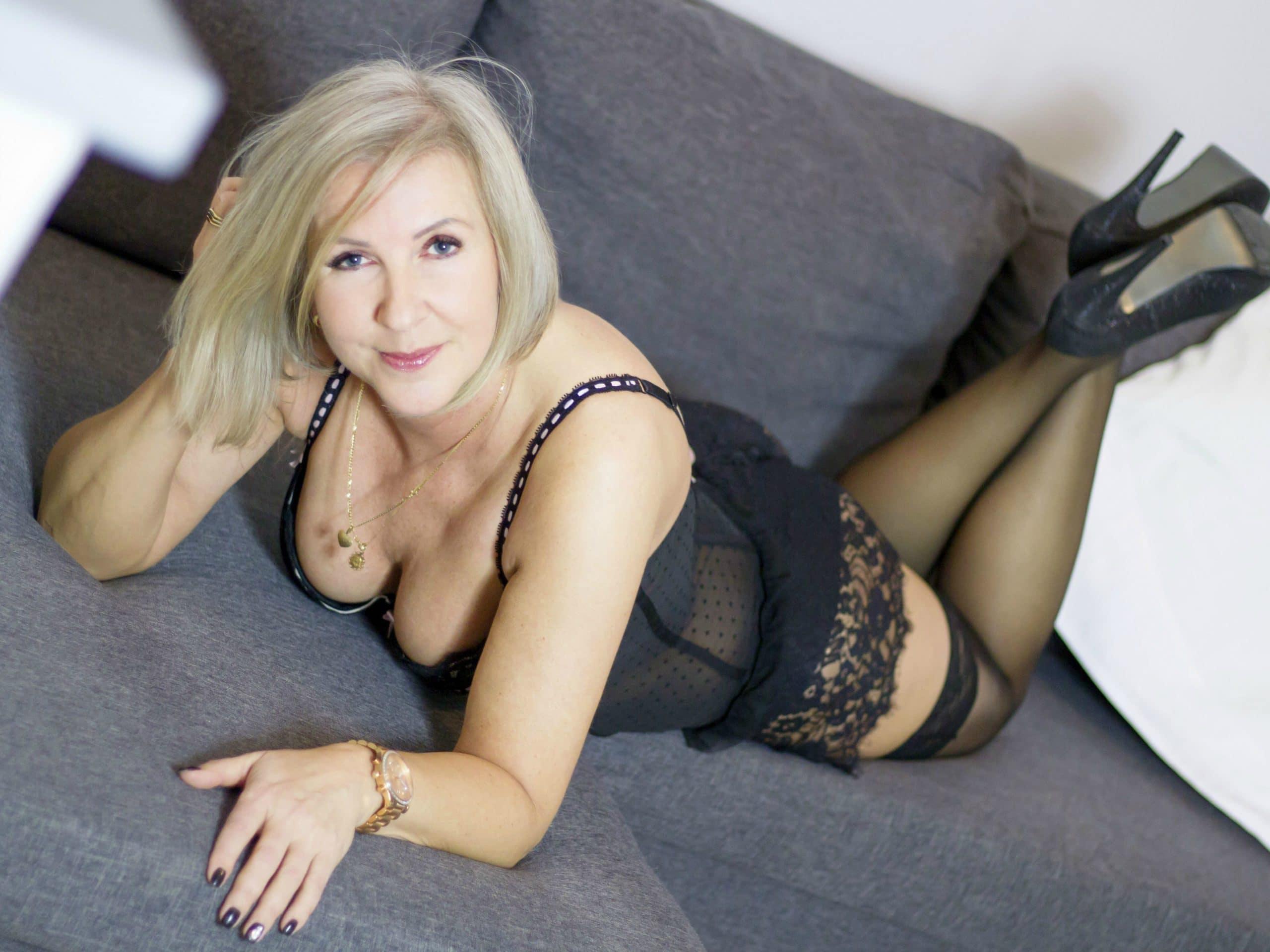 live Sexdates mit reifer Dame