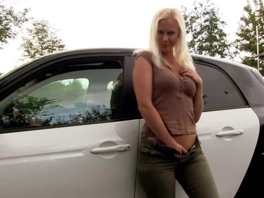 Tabulose Frau für Parkplatz Fickdate